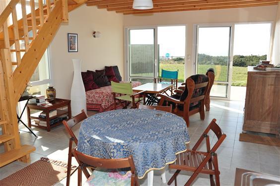 ASSERAC - Jolie maison r�cente avec vue imprenable sur oc�an - accessibilit� plage imm�diate