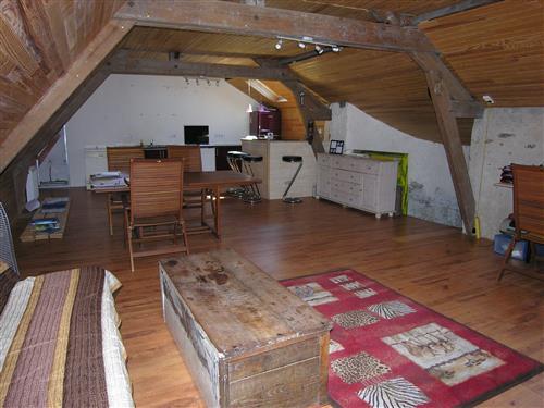 ASSERAC - Maison de village ancienne en pierre - 4 chambres - Bien expos�e