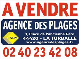 LA TURBALLE - Terrain constructible � vendre - Plage et comm...