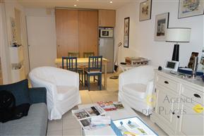 LA TURBALLE VUE MER - Appartement de plain pied, une chambre...