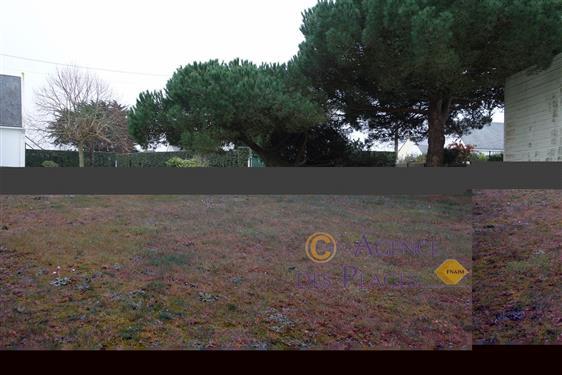 PIRIAC SUR MER PORT & CENTRE A PIED - Beau terrain constructible à vendre