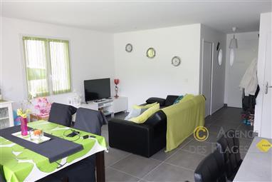 LA TURBALLE - Maison très récente 4 chembres à vendre sur terrain de 420 m²