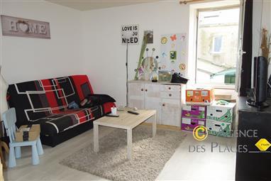 LA TURBALLE CENTRE-VILLE - Appartement T2 à vendre - Proximité immédiate port et commerces