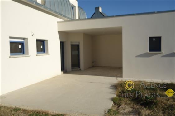 LA TURBALLE PROCHE PLAGE - Maison neuve 4 chambres à vendre - Possibilité 2 appartements