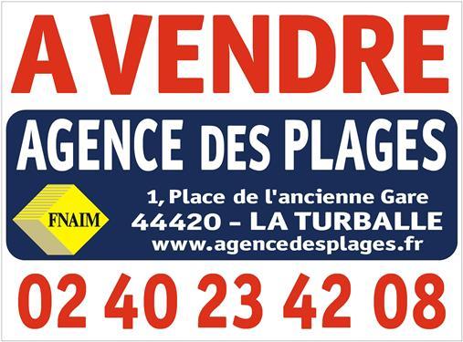 PIRIAC SUR MER - CAMPAGNE - Terrain non constructible boisé à vendre - Cadre verdoyant