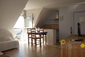 PIRIAC SUR MER - Appartement type 2 à vendre - Proche centre-ville