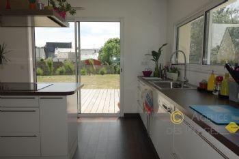 LA TURBALLE CENTRE-VILLE - Maison récente (2011) 5 chambres à vendre - Quartier calme