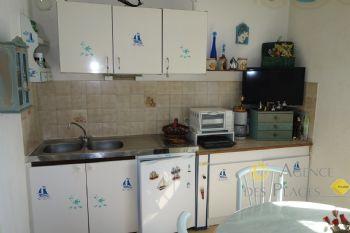 LA TURBALLE CENTRE-VILLE et petite vue mer - Petit appartement T1 bis à vendre - Port et plage à proximité
