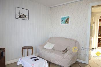 LA TURBALLE TRES PROCHE PLAGE - Maison 3 chambres à vendre - Centre-ville et port à pied