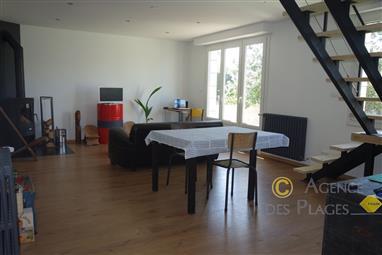 LA TURBALLE PROCHE PLAGE ET CENTRE-VILLE - Maison familiale 5 chambres à vendre
