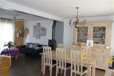 LA TURBALLE - Maison récente (2008) 7 pièces à vendre - Le centre-ville à pied