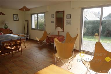 PIRIAC SUR MER - Maison 3 chambres à vendre sur terrain de 810 m² - La plage à pied