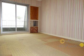 LA TURBALLE PETITE VUE MER - Appartement une chambre à vendre -38 m² - Port et plage à pied