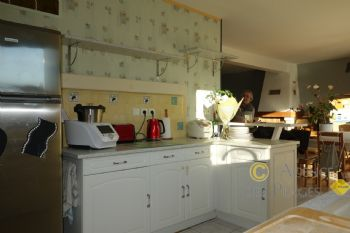 SAINT-LYPHARD Proche commerces - Maison bien exposée 3 chambres à vendre - Surface au sol 115 m²