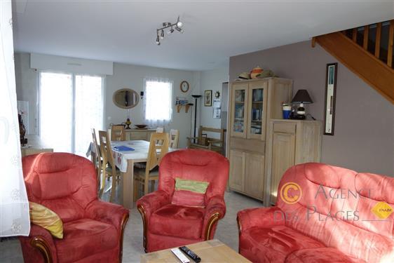 LA TURBALLE - CENTRE ET PLAGE A PIED - Maison en excellent état 3 chambres à vendre