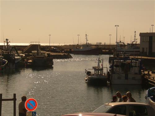 LA TURBALLE Petite vue port - Appartement une chambre (41 m²)  proche port, plage et commerces
