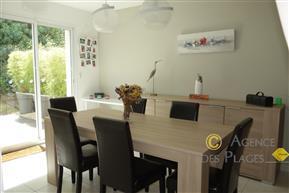 QUIMIAC CENTRE - Maison récente en excellent état, 3 chambres, à vendre - Commerces et plage à pied