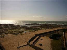 LA TURBALLE VUE MER - Appartement en duplex à proximité immédiate de la plage - Location de vacances