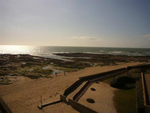 LA TURBALLE VUE MER - Appartement en duplex � proximit� imm�diate de la plage - Location de vacances