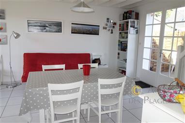 LA TURBALLE -  Maison 3 chambres en location de vacances - 900 m plage