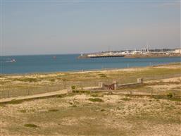 LA TURBALLE appartement face mer accès plage direct - Location saisonnière
