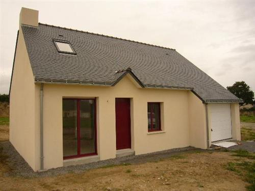 Maison 2 chambres plain pied - mezzanine à Saint-molf - Location vide à l'année