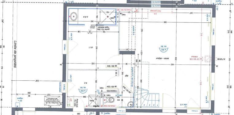 LA TURBALLE - Maison neuve RT2012, 3 chambres � louer vide � l'ann�e