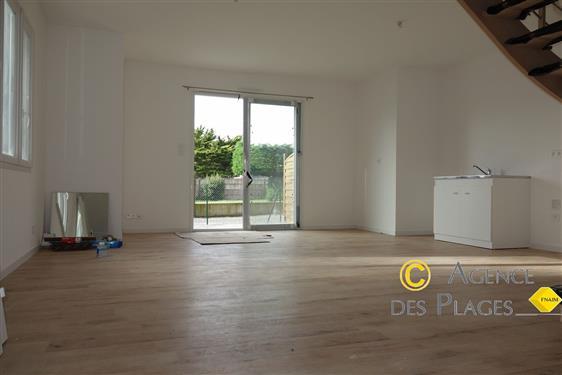 LA TURBALLE - Maison neuve RT2012 � louer vide � l'ann�e - 2 chambres