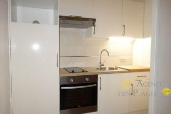 GUERANDE - Appartement une chambre à louer vide à l'année - Centre-ville