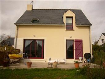 Maison 4 chambres avec jardin à la Turballe- location à l'année