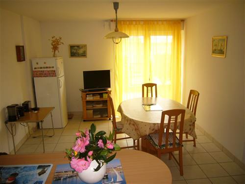 LA TURBALLE - Appartement 1 chambre de plain pied dans secteur calme - plage et centre � pied - Location de vacances