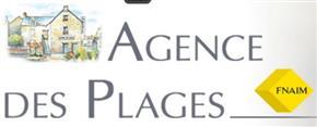 L'Agence des Plages - Logo de l'Agence Immobilière à La Turballe