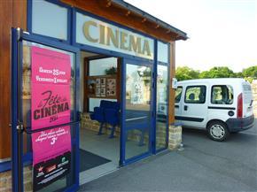Le cinéma Atlantic à La Turballe
