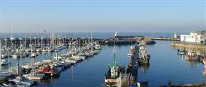 La Turballe - Port de pêche et port de plaisance