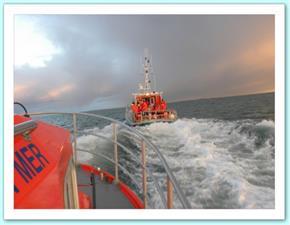La SNSM La Turballe - Société Nationale de Sauvetage en Mer