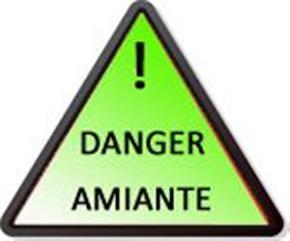 Amiante : attention danger !