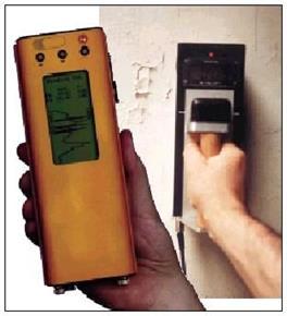 L'appareil utilisé dans la détection du plomb