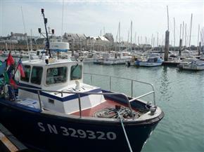 Pêche en mer avec David, pêcheur professionnel