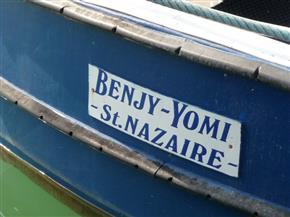 Le Benjy-Yomi - Pêche en mer