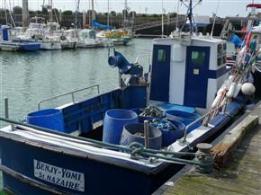 Pêche en mer à La Turballe