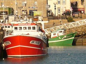 Ville de LA TURBALLE - Port de pêche et port de plaisance