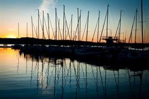 Le port de Plaisance de La Turballe