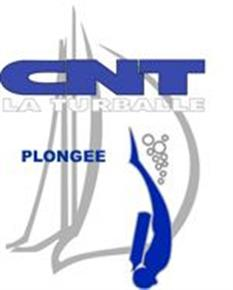 Le Logo du CNT Plongée sous-marine à La Turballe
